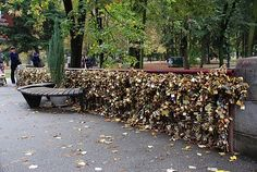 Vrnjačka Banja - Srbija love locks