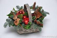 Afbeeldingsresultaat voor maken van kerststukken