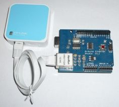 Arduino Blog » Blog Archive » A cheap WiFi interface for Arduino