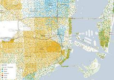 NYT maps every city and every block in the United States