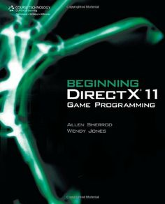 Beginning DirectX 11 Game Programming by Allen Sherrod. $21.11. Publisher: Course Technology PTR; 1 edition (May 12, 2011). Publication: May 12, 2011. Edition - 1