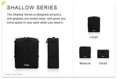 f-stop internal camera packs
