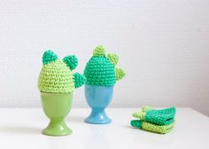Dragon egg cozies for easter!