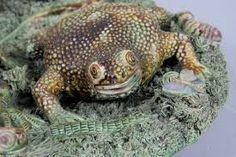 Resultado de imagem para toad majolica