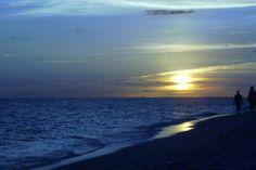 Blue Sunset  November 2013