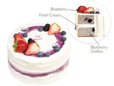 New Fruit Cake No Bake Dessert Recipes Ideas Fruit Recipes, Cake Recipes, Dessert Recipes, Paris Baguette Cake, Bolo Paris, Cake Mix Muffins, Decoration Patisserie, Japanese Cake, Just Cakes