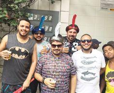 Juntando amigos e cidades... Bloco Beiço do Wando.. Beiçudos... #BH #Carna #Beagá #Carnaval  #CarnaBelo  #CarnavalizaBH #MeuCarnavaléEmBH