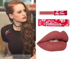 Riverdale: Season 1 Cheryl's Red Brown Lipstick – Shop Your TV Madelaine Petsch, Cheryl Blossom Riverdale, Riverdale Cheryl, Brown Lipstick Shades, Glam Makeup, Hair Makeup, Red Lipstick Outfit, Riverdale Season 1, Riverdale Merch