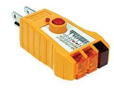 GFi1302 - 3 Wire Circuit Tester w/ GFI