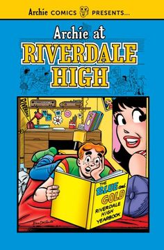 """Read """"Archie at Riverdale High Vol. by Archie Superstars available from Rakuten Kobo. ARCHIE AT RIVERDALE HIGH VOL. 1 is the first of a chronological collection of titles featuring the series. Jughead Comics, Archie Comics Riverdale, Betty And Veronica, Comic Book Covers, Superstar, Free Apps, Audiobooks, Ebooks, Reading"""