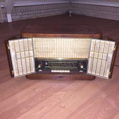 Radio, plm 1950.