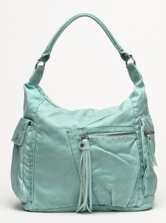 Roxy Bag -- beautiful, spring/summer colour!