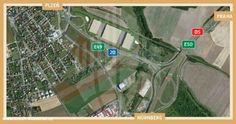 VGP Park Plzeň najdete poblíž nákupního a zábavního centra Olympia Plzeň. Má vynikající napojení na dálnici D5 i na centrum města. Zajímá vás více? Obraťte se na nás!