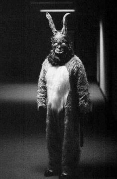 Frank, Donnie Darko's 6 foot tall imaginary bunny friend