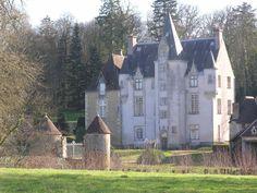 Chateau de Courtangis