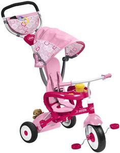Radio Flyer EZ Fold Stroll 'N Trike, Pink  Sale Price: $210.79