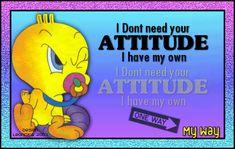Tweety Bird Quotes | Tweety Bird :: Prima J picture by MOONLIGHT__x - Photobucket