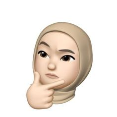 Girl Cartoon, Cartoon Art, Anime Face Drawing, Ariana Grande Drawings, Girl Emoji, Anime Muslim, Hijab Cartoon, Emoji Stickers, Cute Cartoon Wallpapers
