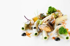 Pic of the day – L'estetica del cibo Wine Recipes, Gourmet Recipes, Modernist Cuisine, Culinary Arts, Food Presentation, Fine Dining, Food Photo, Food Art, Italian Recipes
