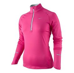 Nike Dri Fit Running top, have in black but the pink is cuterrr