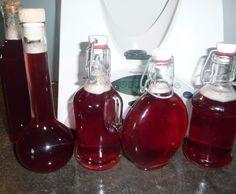 Rezept Kirsch - Amaretto - Likör von Jagga - Rezept der Kategorie Getränke