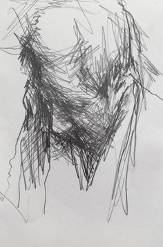 Life Drawing - Coffee Shop Sketches - Original artwork by http://davidhewittartist.com/ #Art #LifeDrawing #Drawing #Sketchbooks #Pencil