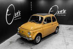 Myydään Fiat 500 1970, Turku (37375770) | Autotalli.com
