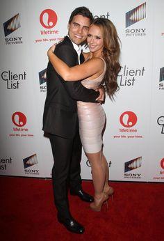Jennifer Love Hewitt and Collin Egglesfield