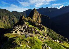 Early Light on Machu Picchu by Rob Kroenert on Flickr.Early Light on Machu Picchu