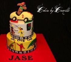 Go Dog Go CAKE!!