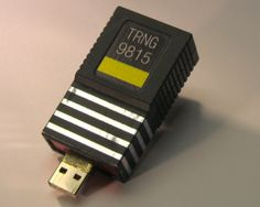 Updates on the TRNG9815-USB True Random Number Generator