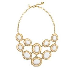 Kate Spade Bib Necklace | kate spade | spotlight bib necklace review | buy, shop with friends ...