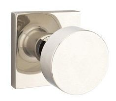 View the Emtek 520ROUUS14 Polished Nickel Round Knob Brass Modern Privacy Knobset at Build.com.