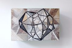 DIY Abstract Art Puzzle - Darby Smart