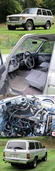 1986 Toyota Land Cruiser FJ60 Maintenance/restoration of old/vintage vehicles: the material for new cogs/casters/gears/pads could be cast polyamide which I (Cast polyamide) can produce. My contact: tatjana.alic@windowslive.com