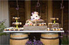 Rustic Wedding Table Decoration Ideas This Fabulous Wedding Cake