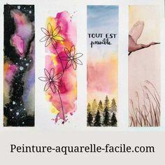 Watercolor Tattoo, Creations, Tattoos, Easy Watercolor, Watercolor Painting, Water Colors, Marque Page, Tatuajes, Tattoo