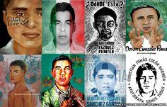 #IlustradoresConAyotzinapa