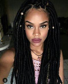She is Gorgeous - Natural hairstyles http://www.shorthaircutsforblackwomen.com/black-tea-rinse-for-hair/