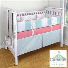 one more custom idea My Carousel Designs Custom Baby Bedding