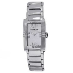 MontBlanc Profile Ladies Elegance Limited Edition Diamond Watch #Montblanc #Fashion