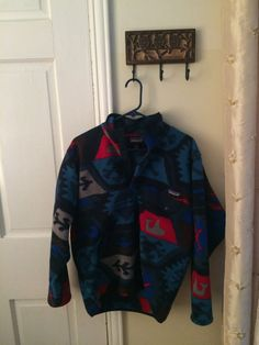 Patagonia Fleece multi-colored  Men's S Woman's by BalanceYourBody