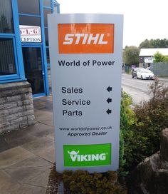 From sales to service to parts, here in Buxton we have it all.