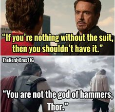 Superhero's being told they are more then that