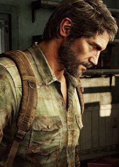 the last of us - joel The Last Of Us2, Joel And Ellie, Mundo Dos Games, Edge Of The Universe, Video Game Characters, Video Game Art, Best Games, Epic Games, Character Inspiration