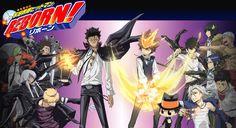 Anime: Katekyo Hitman Reborn