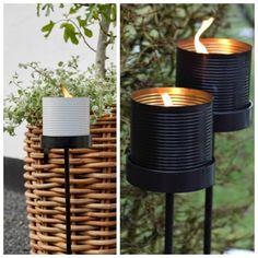 Backyard Projects, Outdoor Projects, Scandinavian Garden, Aluminum Can Crafts, Chandelier Makeover, Small Balcony Decor, Garden Deco, Backyard Lighting, Garden Ornaments