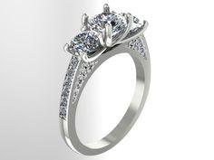 Jewellery CAD Design, Rapid Prototyping, Casting Protoforming -