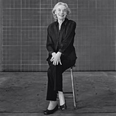 "Marian Seldes, 82  ""Walk into a room acting like you're in charge, and spend your energy on making people around you happy."""