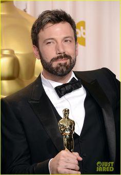 La venganza de Affleck. Sin ser nominado a mejor director ganó el premio mayor de la noche. #Winners #Oscars2013